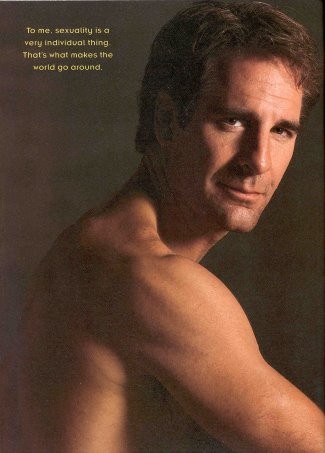 scott bakula shirtless in playgirl photoshoot cover