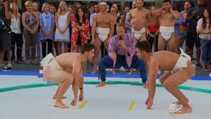 sumo wrestling underwear white guys