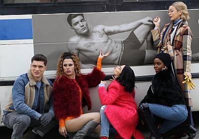 zane holtz underwear - lucy hale flirting
