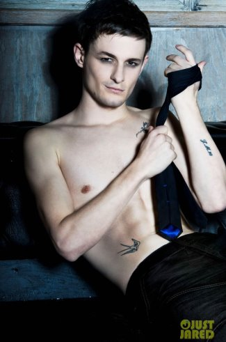 Giles Matthey body - true blood