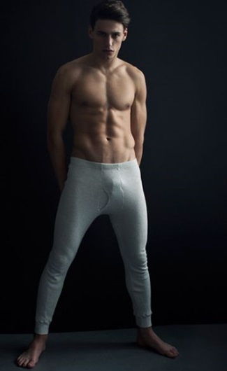 Mariano Ontañon long johns underwear