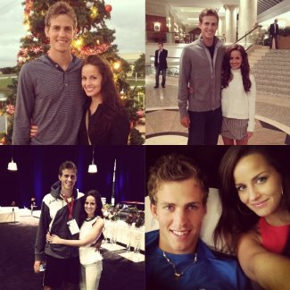 Vasek Pospisil girlfriend holly roe