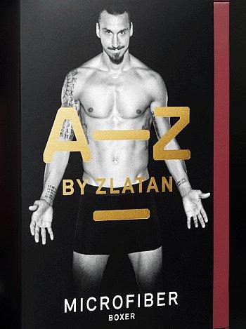 Zlatan Ibrahimovic Underwear a to z by zlatan
