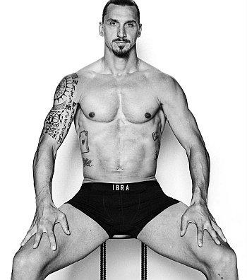 Zlatan Ibrahimovic Underwear brand
