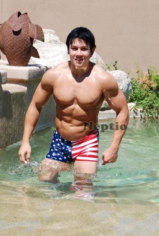 american flag speedo by neptio