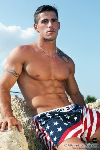 american flag underwear all american guys model