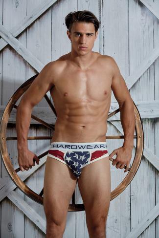 american flag underwear briefs - Hardwear America Brief