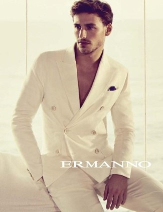 hot argentinian hunk - mariano ontano - Ermanno Scervino SS 15