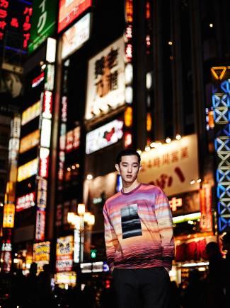 asian ck male model - ryohei yamada - attitude by daniel jaems