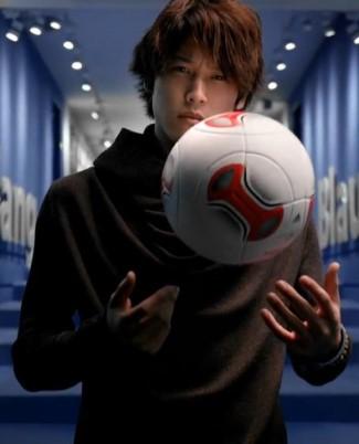 asian men with big balls - atsuto uchida2