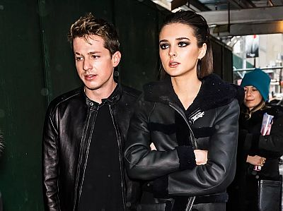 charlie puth gay or girlfriend - charlotte lawrence