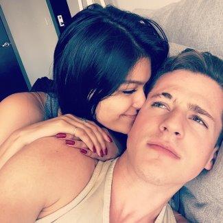 charlie puth girlfriend - pritika swarup