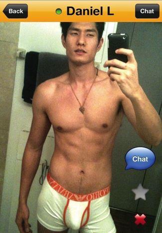chinese male underwear model 2015 - daniel liu -brief encounters interview magazine