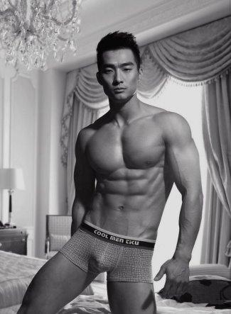 chinese mens underwear - Jin Xiankui for cool men2