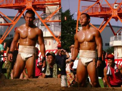fundoshi japanese underwear hot guy in festival