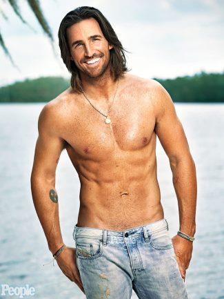 jake owen shirtless country hunk