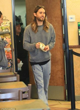 men sweat pants 2015-2016 - adidas - jared leto