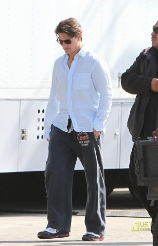 mens sweat pants 2015 - tom cruise abercrombie - knight and day 2010