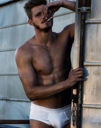 Alexander Ludwig Underwear briefs
