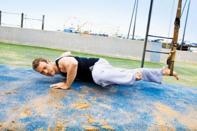 Falk Hentschel workout