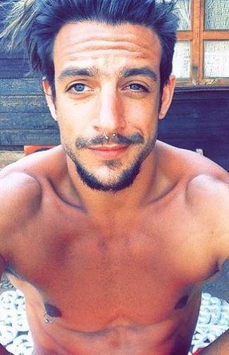 Joaquín Ferreira nose ring