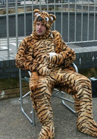 andrew lincoln hot tiger