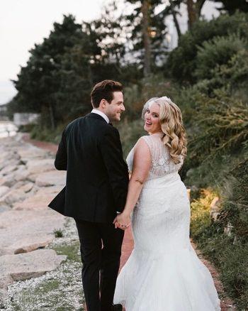 ben rappaport wedding to wife megan kane