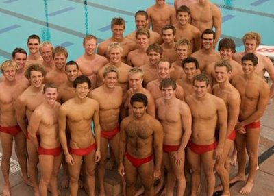 college speedo jocks - stanford university swim team