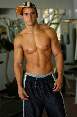 gym shorts - john micklow