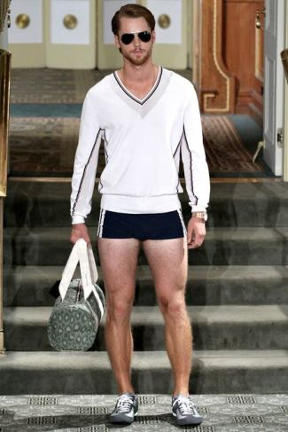 gym shorts - mbastian ss14