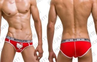 hello kitty briefs underwear for men