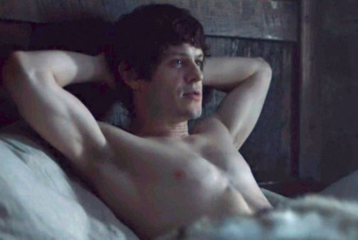 iwan rheon shirtless body - game of thrones ramsay bolton1