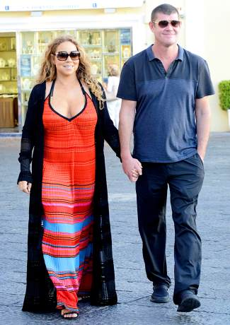 james packer girlfriend mariah carey