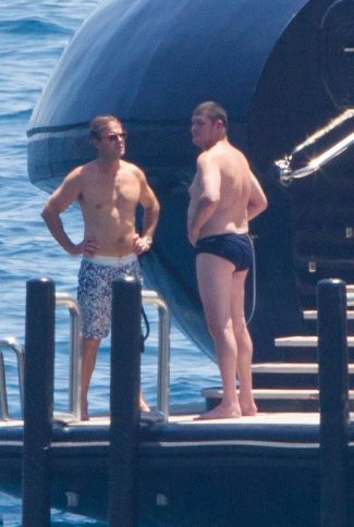 james packer weight gain again - 2014