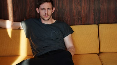 jamie bell sweatpants by public school - cotton and modal blend jersey sweatpants - pic by blair getz mezibov for mr porter