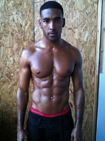 marlon yates jr underwear peekabo