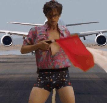 matthew gray gubler underwear boxer briefs - runway