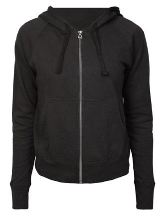 rami malek hoodie - JAMES PERSE Classic LS Zip Up Hoodie