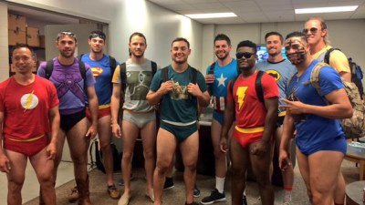 mlb baseball players underwear - ny mets rookie class 2015