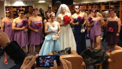 ny mets rookie hazing - 2013