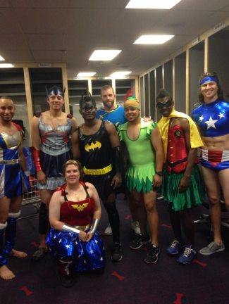 ny mets rookie hazing - 2014