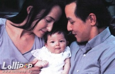 daniel wu wife and daughter - family