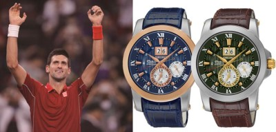 djokovic seiko watch collection - Premier Kinetic Perpetual Special Edition