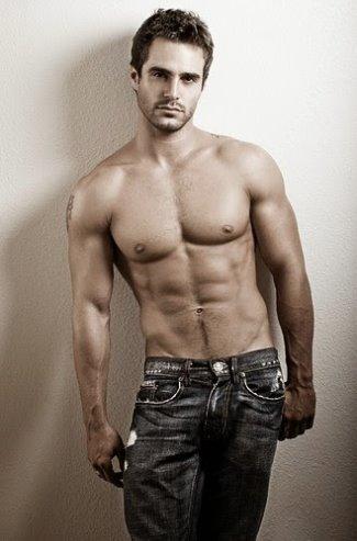 hot boys in jeans - marco dapper