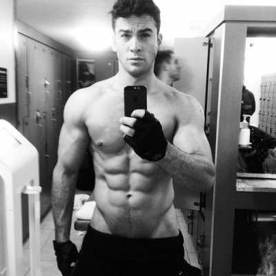hot guys locker room selfies - Saville Dorfman