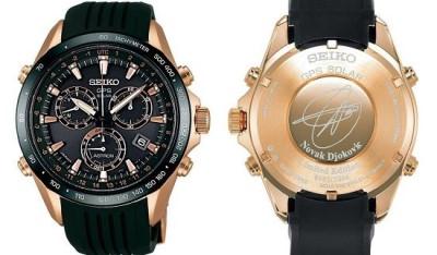 novak djokovic seiko watch - Seiko Astron GPS Solar Novak Djokovic Limited Edition2
