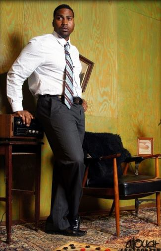 plus size male models - jeremy howard