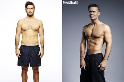 spencer matthews before and after weight loss