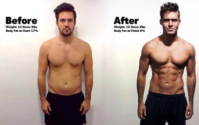 spencer matthews weight loss
