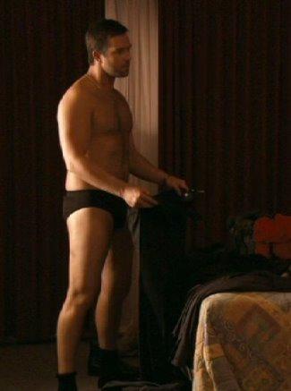 sullivan stapleton underwear briefs - underbelly - auscaps